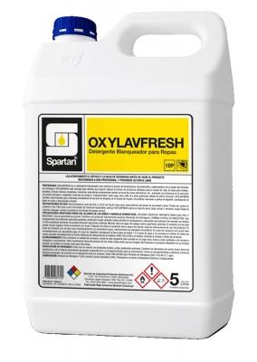 Oxylavfresh Deterg Blanquedaor 10% Peróxido Hidrógeno 5lt