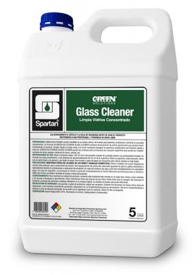Glass Cleaner Limp. Vidrios (linea Ecologica) 5lt Diluc: 1:64