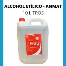Alcohol Etilico 70% Sanitiz/desinf 4,5lts