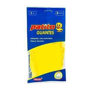Guantes Patito Afelp Md