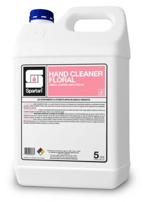 Hand Cleaner Floral Jabón Líquido Manos 5lt