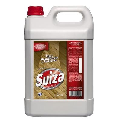 Limpia Pisos Plastificados&flotantes Suiza 5litros