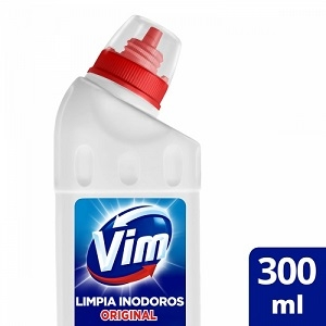 Vim Gel Limp Inod Original X300ml(1461)