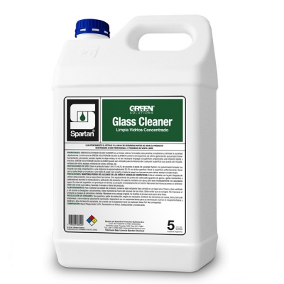 Glass Cleaner Limp. Vidrios (linea Ecologica) 5 Litros Diluc: 1:64