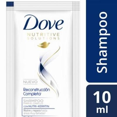 Dove Shampoo Sobre 10ml X 144 ( 9302)
