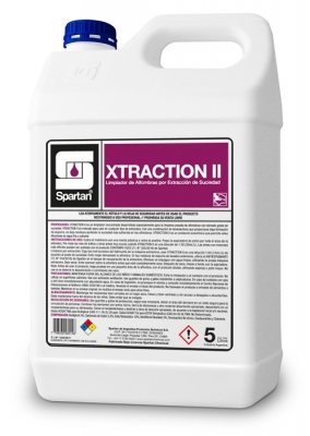 Xtraction Ii Limpia Alfombras Iny/ext Concent 5lt