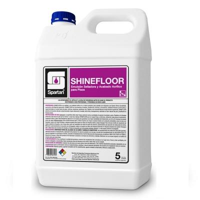 Shinefloor Sellador Y Acabado Lowspeed 5litros