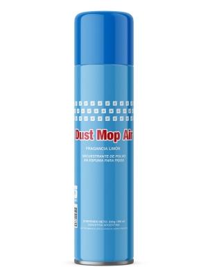 Dust Mop Air Secuestrante Polvo En Espuma Aerosol 360ml