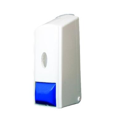 Dispenser Jabon Liq. Bco. Tecla Azul Diol(10415)