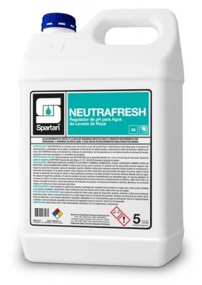 Neutrafresh Regulador Ph Líquido Lavado Ropa (remueve Residuos De Alcalinidad) 20lt