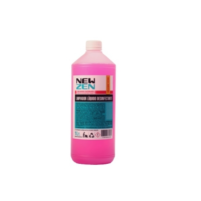 Limpiador Desinfectante Kill Bac - V 100 - Amonio Cuaternario 1,6% X 1 Lts