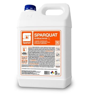 Sparquat X5 Litros Limpiador Desinfectante Neutro