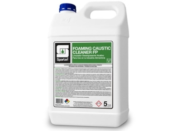 Foaming Caustic Cleaner Fp 1:100 A 1:10 5lt Concent
