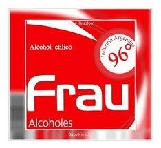 Alcohol Puro 96% X 10 Litros