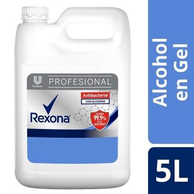 Rexona Alcohol En Gel X5l(2314)