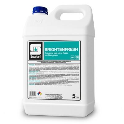 Brightenfresh Detergente Para Ropas Con Blanqueador Óptico 20 Litros