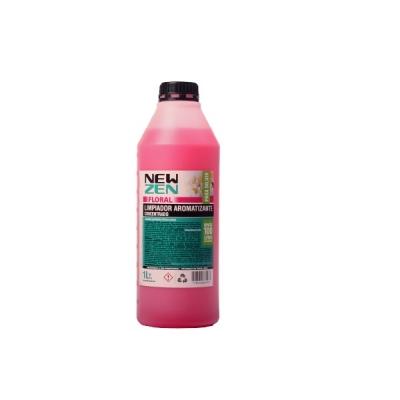 Limpiador Desodorante Concentrado - 1l = 60 Litros - Floral