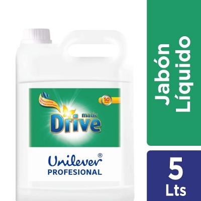 Drive Jabon Liquido U Profesional X5l(2059)