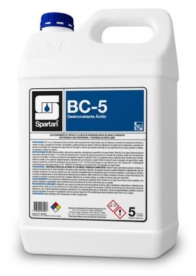 Bc-5 R Desincrustante Acido 5lt