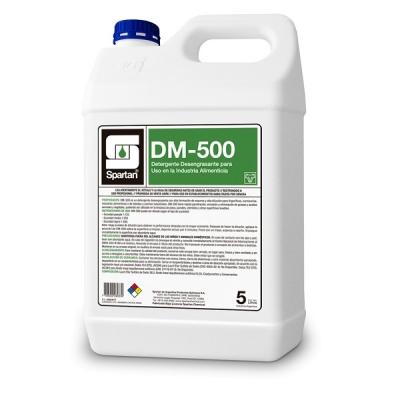 Dm-500 Desengrasante Concentrado Industria Alimentaria 5 Litros Diluc: 1:300