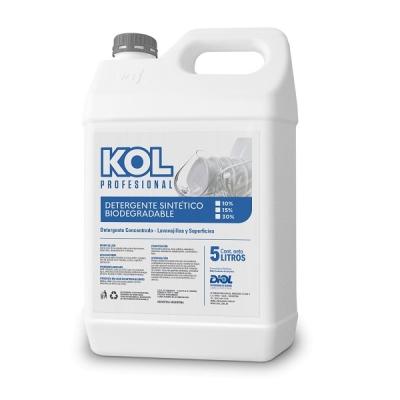 Kol Detergente 10 % X 5 Litros
