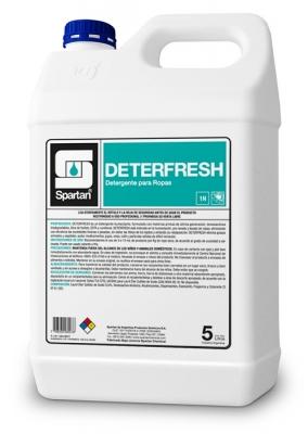 Deterfresh Detergnte Ropa 5lt Dil. 3 Al 5%
