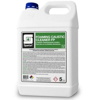 Foaming Caustic Cleaner Fp 5 Litros Detergente Desengrasante Alcalino Espumígeno Industria Alimenticia