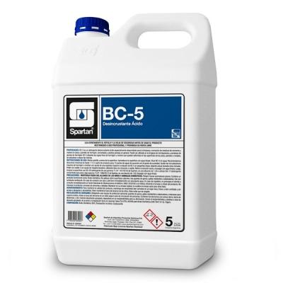 Bc-5 R Desincrustante Acido 5 Litros