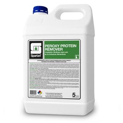 Peroxy Protein Remover D 5 Litros Multiuso Industria Alimentaria A Base Peróxido Hidrógeno Diluc: 1:128
