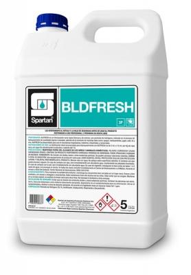 Bld Fresh Detergente Alcalino Concentrado Para Ropas 20lt
