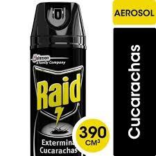 Raid Exterminador 360cc.