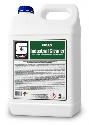 Industrial Cleaner (green Solutions) Limpiador Y Deseng. Industrial 5lt