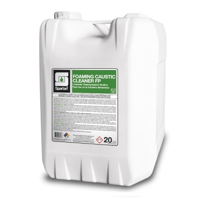 Foaming Caustic Cleaner Fp 20 Litros