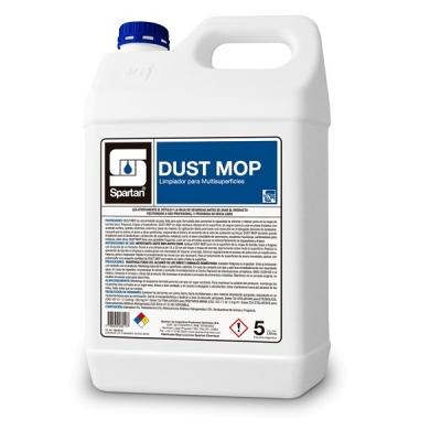 Dust Mop Limpiador Secuestrante Polvo Base Acuosa Industria Alimentaria 5lts