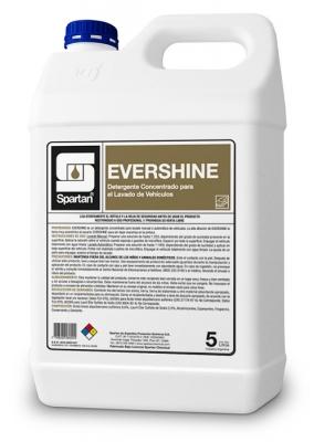 Evershine Shampoo Vehiculos 5lt