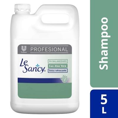 Le Sancy Shampoo Ph Balanceado C/aloe X5l(5069)