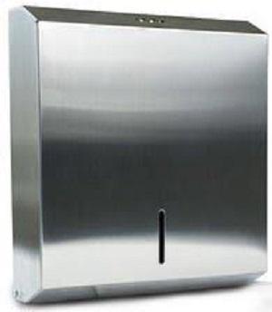 Dispensador Elite Toalla Intercalada 3.4.6p Metalico Bco(8228)