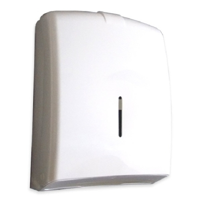 Dispenser Para Toalla Int. Tapa Blanca Pp(100251)