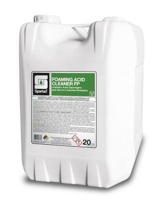 Foaming Acid Cleaner Fp 20lt Rend:1:64
