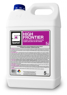 High Frontier Cera Efecto Mojado 22.5% 5lt