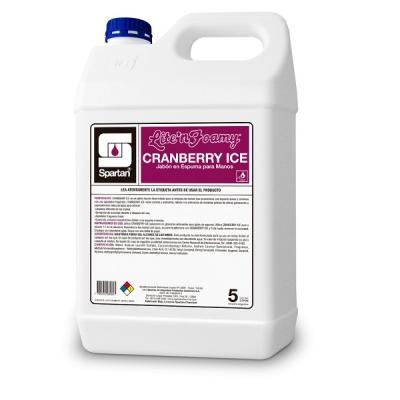 Lite´n Foamy Cranberry 5 Litros Jabonespuma Manos