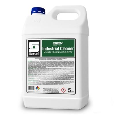 Industrial Cleaner 5 Litros Limpiador Y Desengrasante Industrial - Línea Ecológica