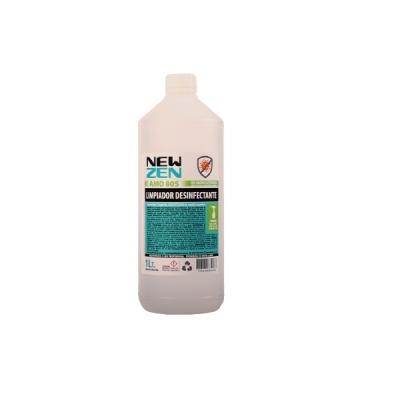 Limpiador Desinfectante Amo 805 - Amonio Cuaternario 5% - (1 Litro - R 25 Lt) - 1lts