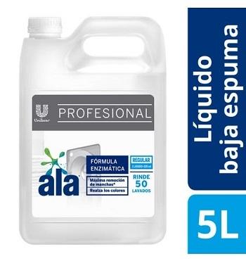 Ala Matic Liquido Baja Esp Profesional 5lts (4487)