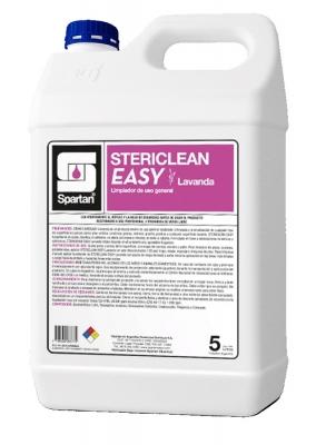 Stericlean Easy Lavanda Limp Desod Neutro Concentrado Fragancia Potenciada 5lt Diluc: 1:50