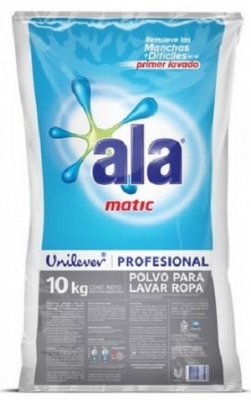 Ala Matic Polvo Profesional 10kg (8777)