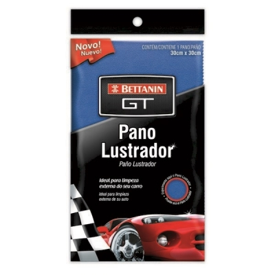 PaÑo Lustrador Microfibra Auto (bett)(401)