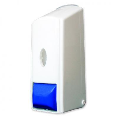 Disp. Jabon Liq. Bco. Tecla Azul Diol(10415)