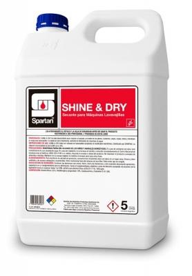 Shine & Dry Secante Maquina Lavavajilla 5lt