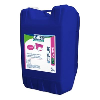 Per Active Blanqueador Base ácido Peracético 20kg